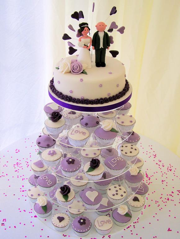 Cupcake Weddings - The Incredible Cake Company