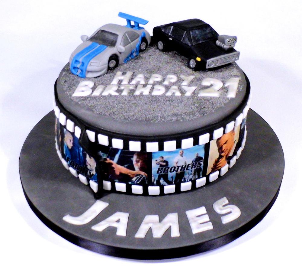 Big Kids Birthday Cake Gallery