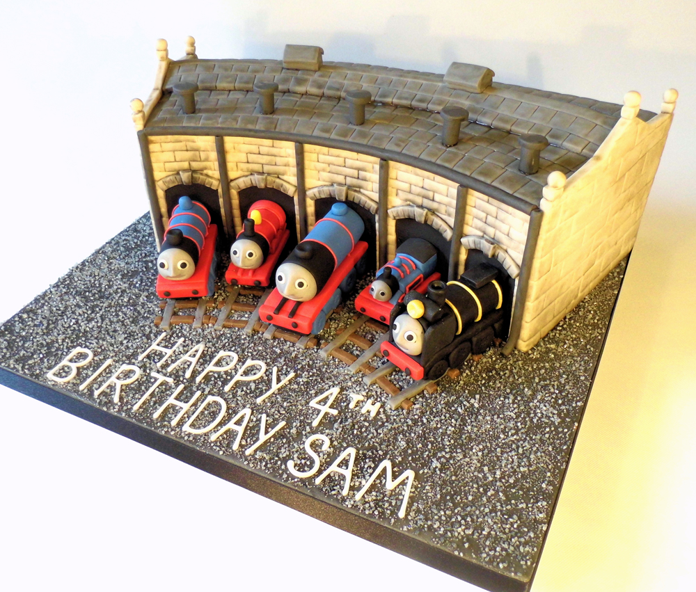 Little Kids Birthday Cake Gallery